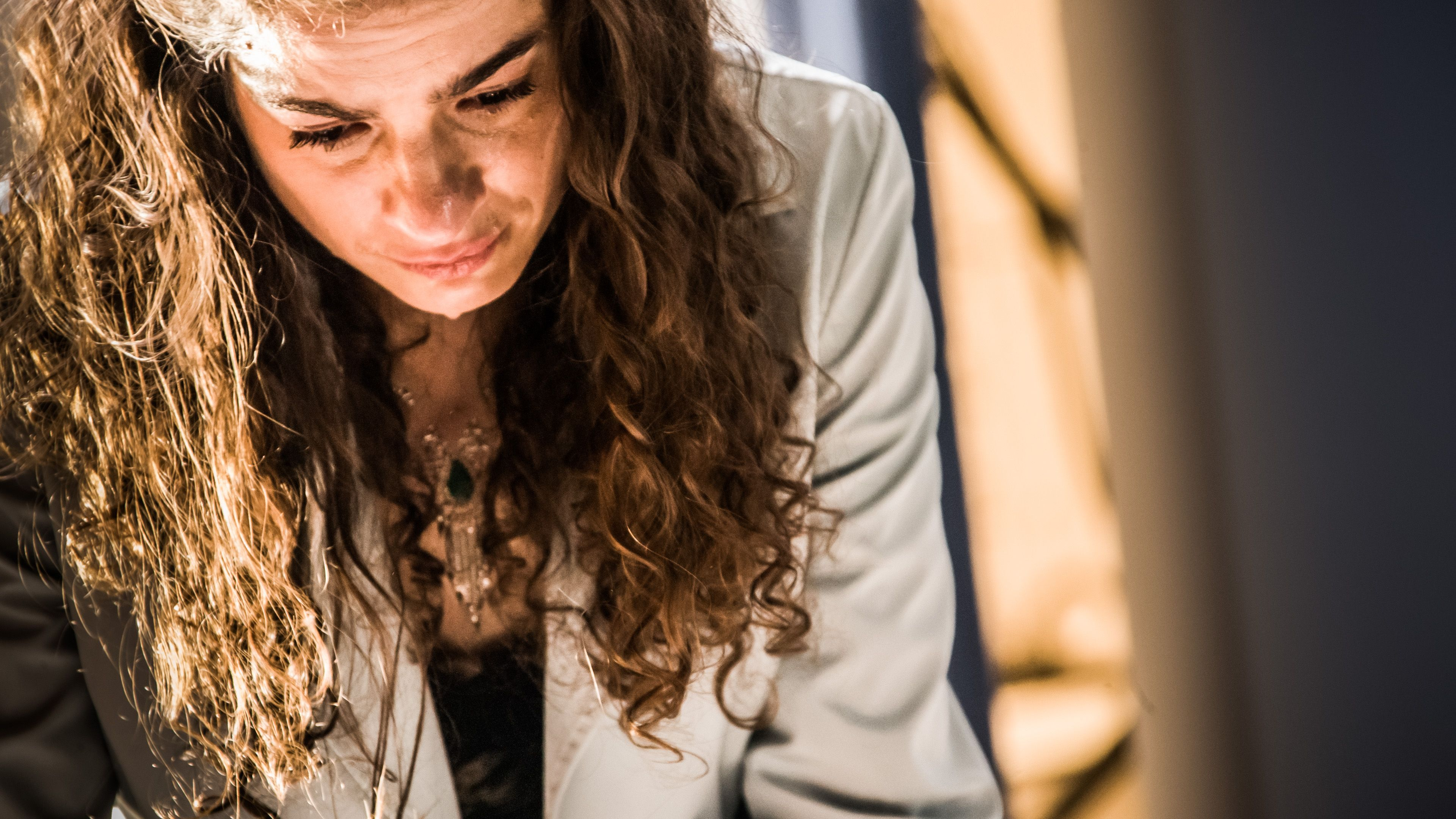 """Sophie Lorenz dans """"Le Soleil"""" de Mario Feroce"""