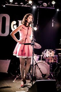Marjolaine Piémont @ O'Gib