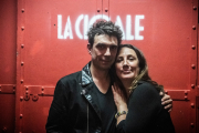 Feloche @ La Cigale - Backstage