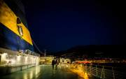 Arrival in Bastia aboard Pascal Paoli