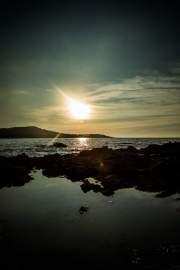 Bodri beach, Corsica France
