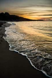 Bodri beach, Corbara, Corsica France