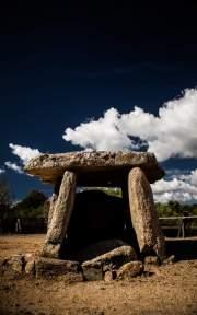 Dolmen de Funtanaccia, Cauria, Corsica, France