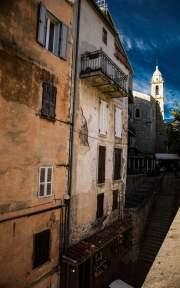 Place Porta, Startène, Corsica, France