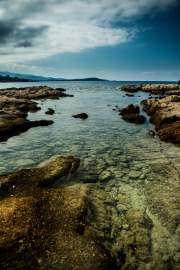 Punta di Porticcio, Grosseto-Prugna, Corsica, France