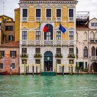 Un des nombreux palazzo présent le long du Canal Grande