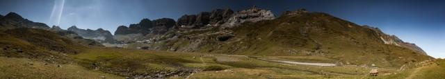 Panorama Cirque d'Estaubé