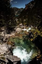 Cascades au dessus du Lac de Gaube